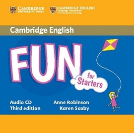 Fun for Starters Audio CD 3rd Edition