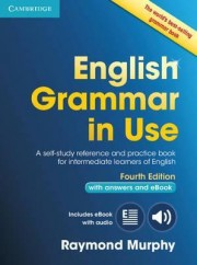 English Grammar in Use Book with Answers and Interactive eBook Self-Study Reference and Practice Book for Intermediate Learners of English 4th Edition