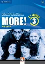 More! Level 3 Workbook 2nd Edition
