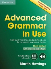 Advanced Grammar in Use Book with Answers and Interactive eBook A Self-study Reference and Practice Book for Advanced Learners of English 3rd Edition