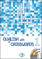 English with Crosswords 1 - with DVD-ROM