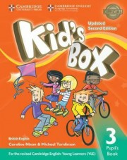 Kid's Box Level 3 Pupil's Book British English 2nd Edition