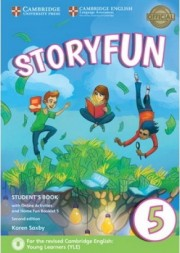 Storyfun 5 Student's Book with Online Activities and Home Fun Booklet 5 2nd Edition
