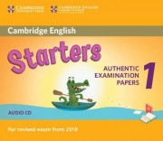 Cambridge English Starters 1 for Revised Exam from 2018 Audio CD Authentic Examination Papers from Cambridge English Language Assessment