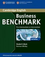 Business Benchmark Pre-intermediate to Intermediate BULATS Student's Book 2nd Edition