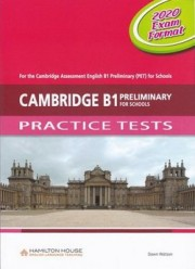 Cambridge B1 Preliminary for Schools Practice Tests (2020 Exam) Class Audio CD