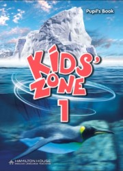 Kids' Zone 1: Pupils Book