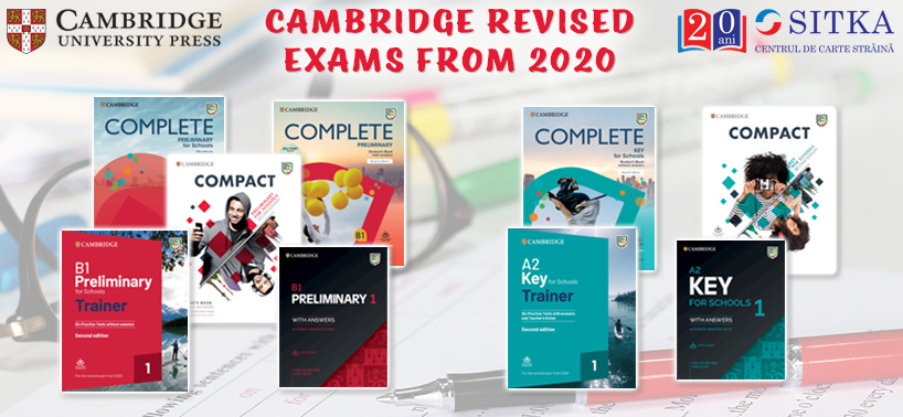 CAMBRIDGE REVISED  EXAMS FROM 2020