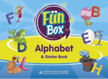Fun Box 1: Alphabet & Starter book